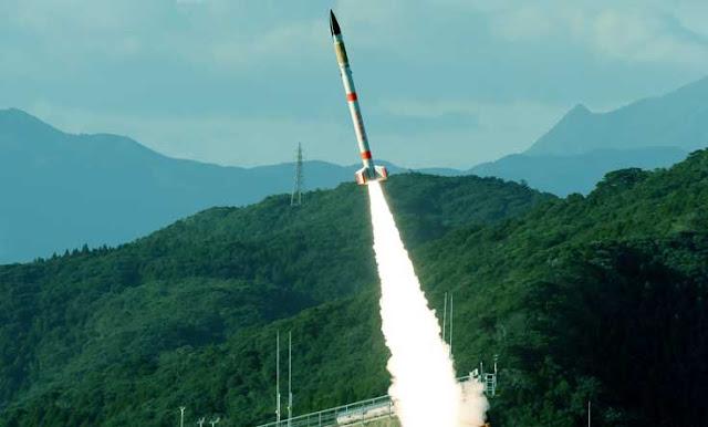 SS-520-5 roket terkecil di dunia