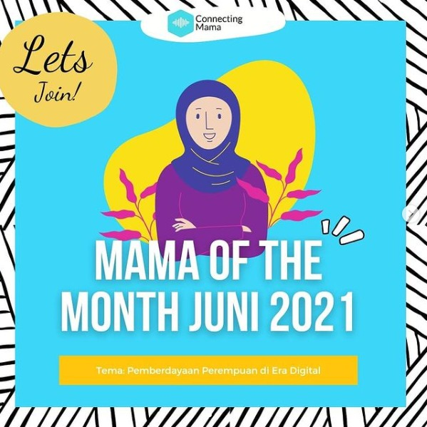 mom of the month connecting mama