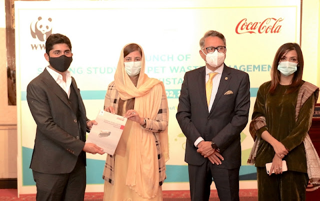 Pakistan's first ever plastic waste management study report launched