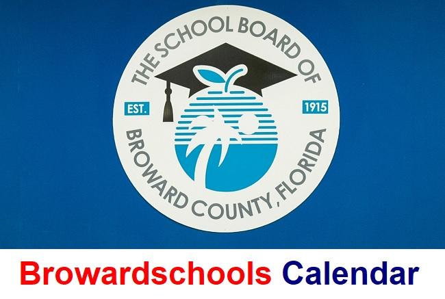 Browardschools Calendar