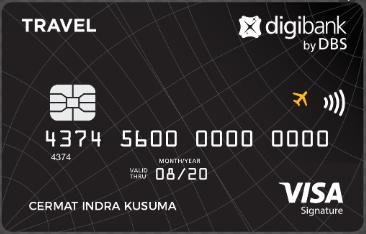 Nikmati Keunggulan Digibank Kartu Kredit