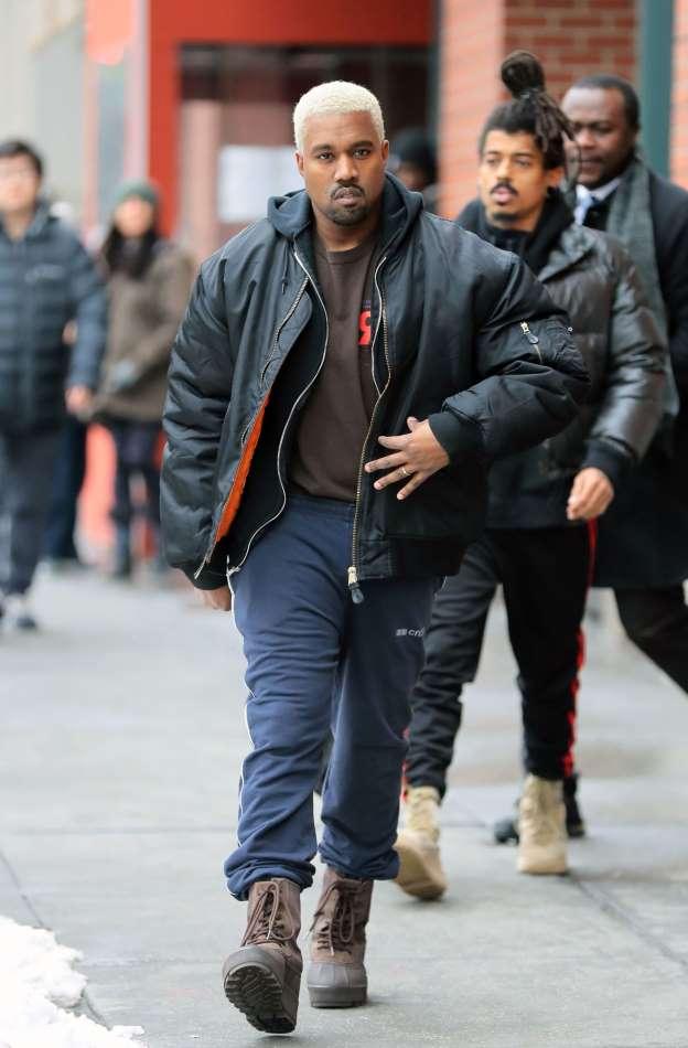 Kanye West wants to start cosmetics line