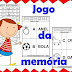 SILABÁRIO PARA ALFABETIZAÇÃO: JOGO DA MEMÓRIA COM O ALFABETO PARA IMPRIMIR