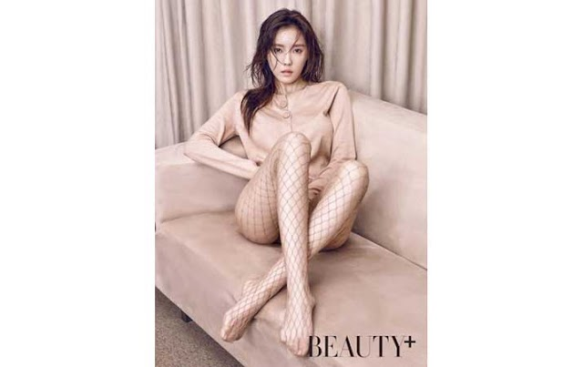 Hyomin T-ara Tampil Seksi di Beauty+