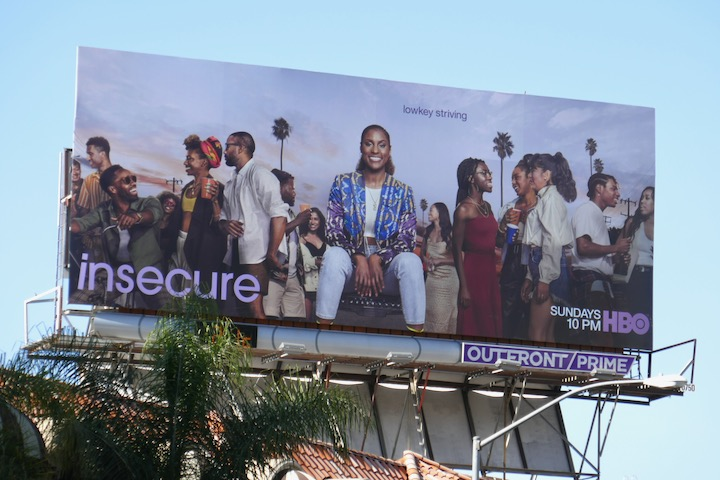 Insecure season 4 billboard