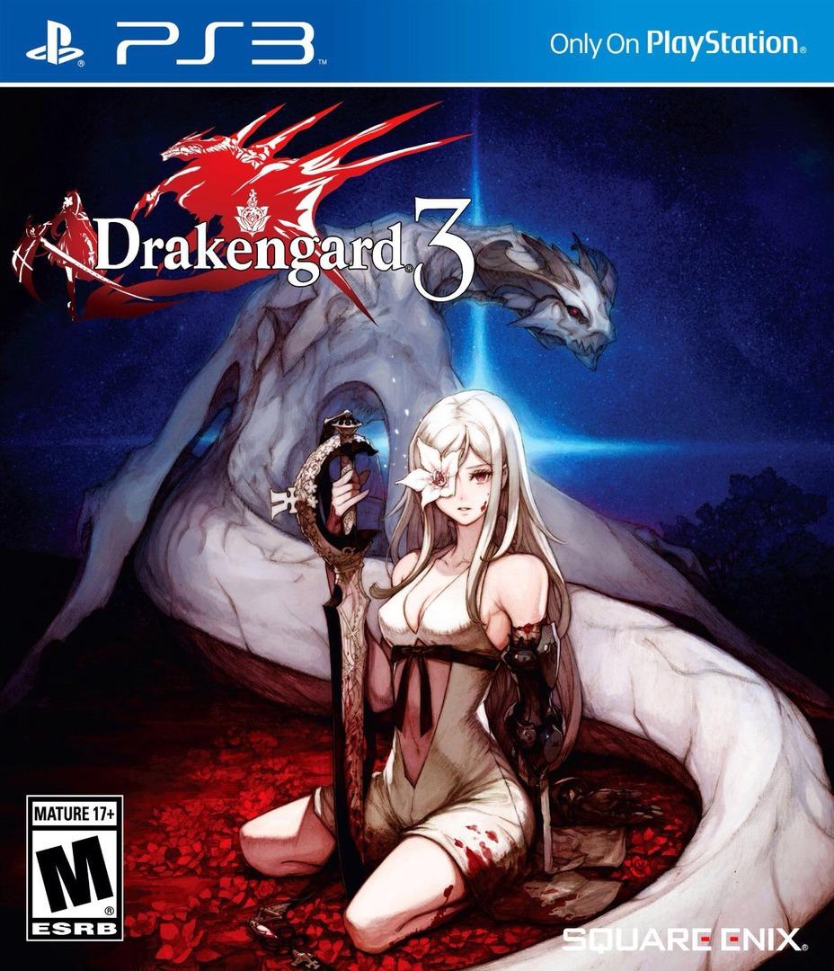 Drakengard 3 PS3 ISO