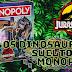 Llega la edición Jurassic Park de Monopoly