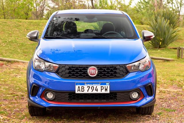 Fiat Argo chega à Argentina: preços partem de R$ 53 mil