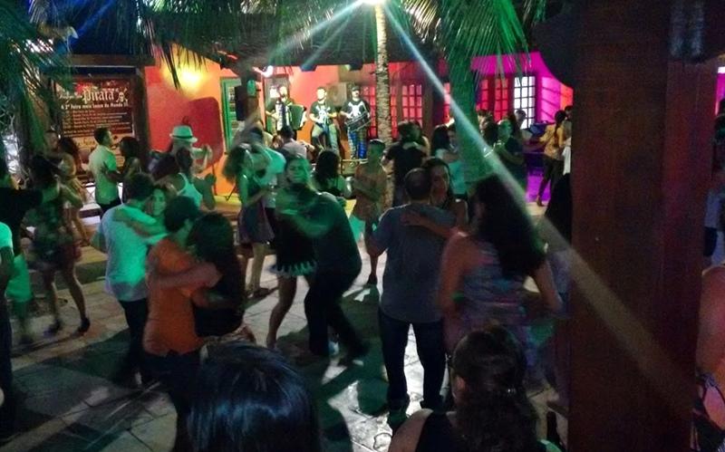Bares, Forró, show de humor, saiba como curtir a noite em Fortaleza