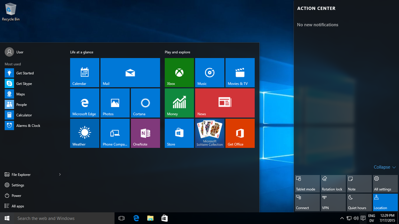 window 10 download for pc full version