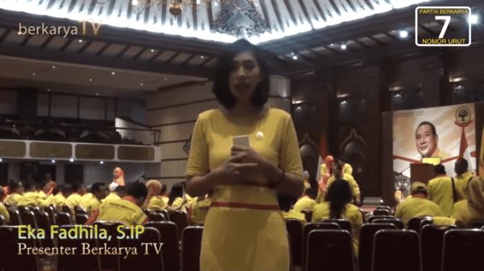 Channel Partai Berkarya 7 TV bersiaran di Satelit SES 9
