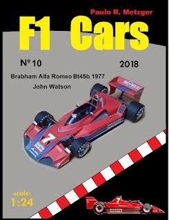 BRABHAM BT45B - JOHN WATSON 1977 ( Paulo R. Metzger)
