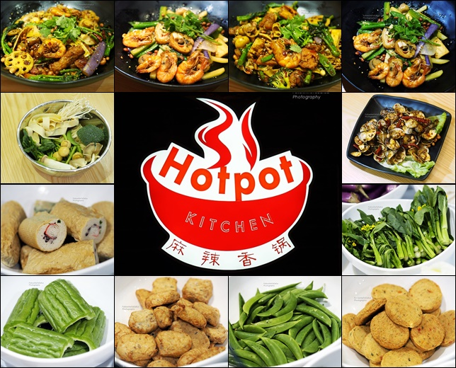 HOTPOT KITCHEN OFFERINGS