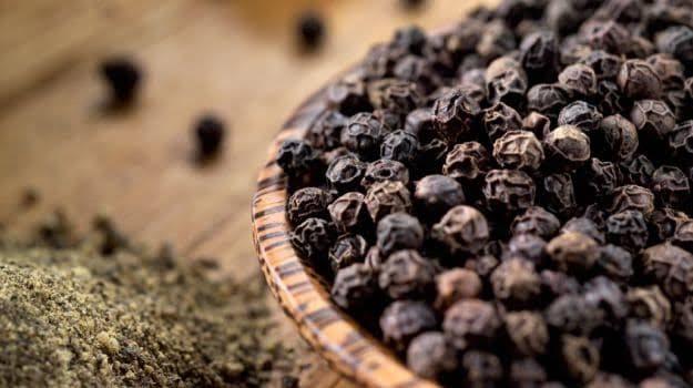 Health Benefit Of Black Pepper