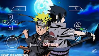 Comment télécharger Naruto Ultimate Ninja Blazing MOD Naruto Ninja Accel 3 PPSSPP sur Android