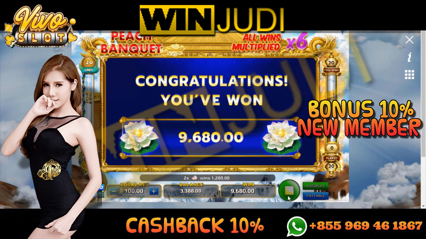 Daftar Slot Casino Game Bandar Judi Vivoslot Online Pemberi Bonus Deposit New Member Terbesar Slot Game Casino Online