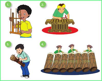 kunci jawaban buku paket tematik tema 6 kelas 6 halaman 40