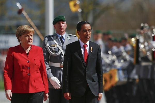 Jokowi Tarik Utang Baru Rp 9,1 Triliun dari Jerman