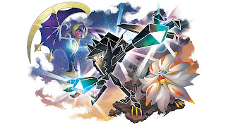 Pokemon Ultra Sun and Moon Desktop Wallpaper