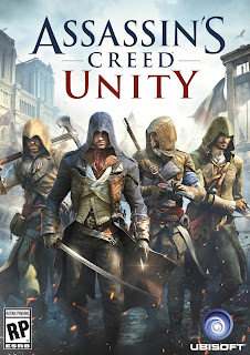 ASSASSIN'S CREED: UNITY PS4, XBOX ONE, PC