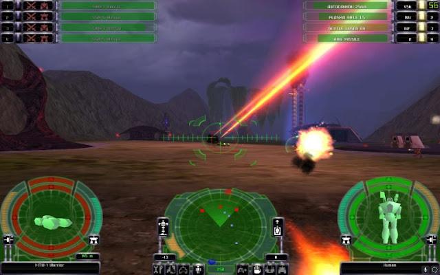 Parkan Iron Strategy Game Screenshots
