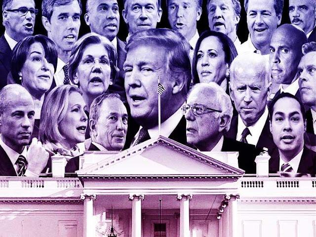 انتخابات كاليفورنيا وتكساس و13 ولاية أخري