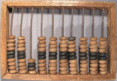 Kalkulator Pertama (Abacus/Sempoa)