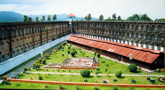 Cellular Jail, Port Blair, Andaman and Nicobar Island