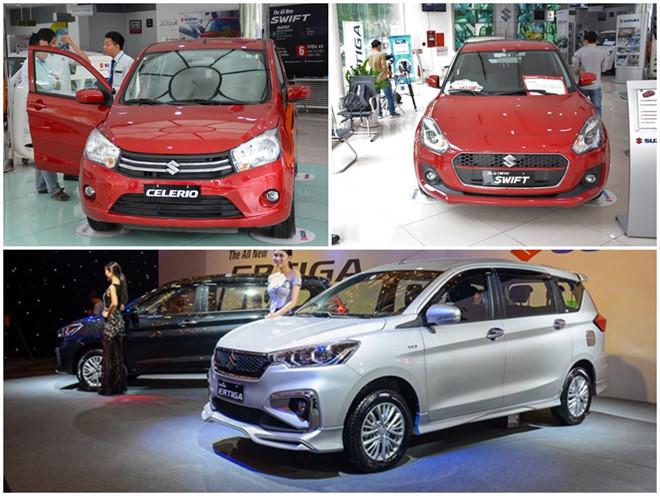 Ô tô nhập khẩu giá rẻ, vì sao Suzuki vẫn 'ế chỏng' tại Việt Nam? - ảnh 1