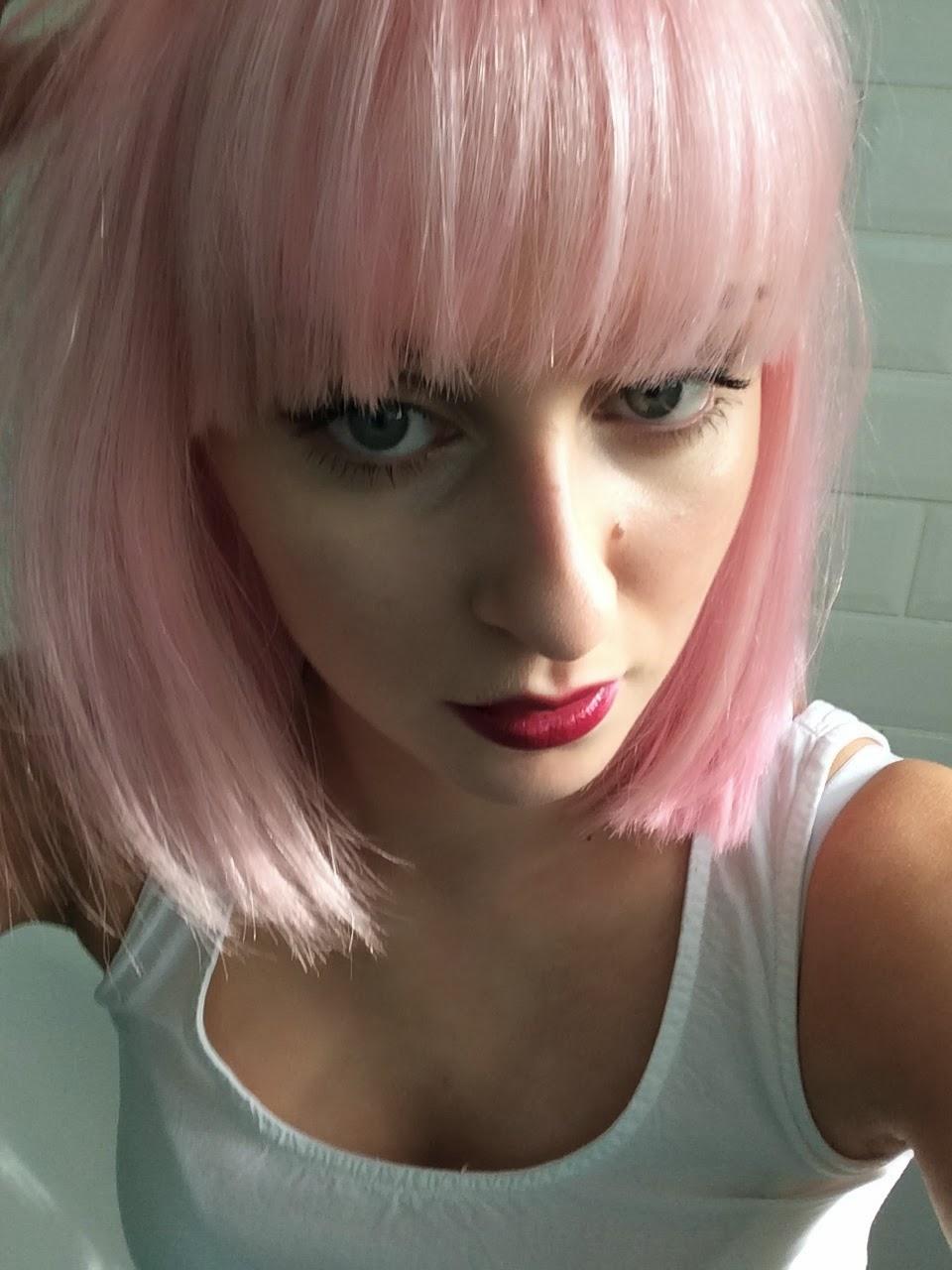 Inspiration for the imagination: Bleach London Rose Hair ...