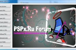 Ekstrak Game PKG PS3 Dengan PKG Extractor