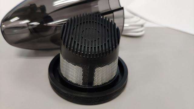 小米有品 x 順造隨手吸塵器Z1, 純白美型 吸力強勁 - 14