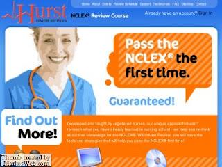Hurst NCLEX Review Course