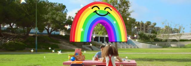 Snapchat ganha coleção de filtros baseados em realidade aumentada