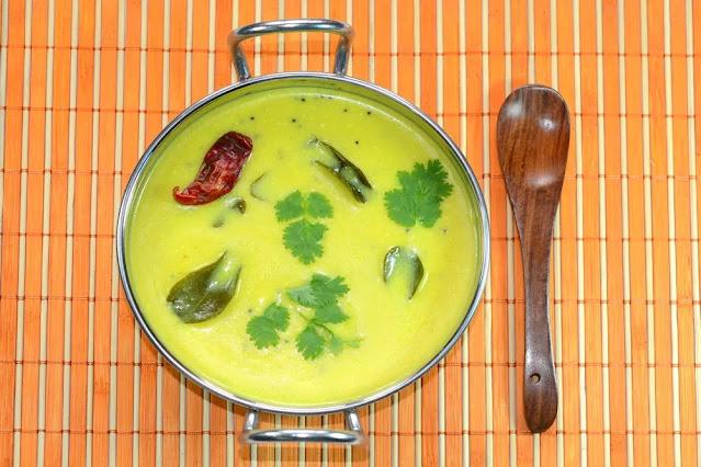 Besan Kadhi Recipe in Hindi
