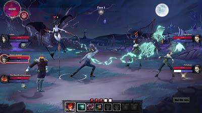 Rogue Lords Game Screenshot 1