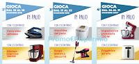 Logo ''Il Fiore che ti premia - Più giochi, più puoi vincere'': 208 elettrodomestici e carnet di coupon come premio certo