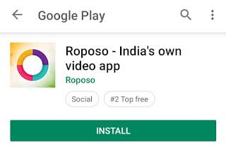 Roposo App क्या है | Roposo app से पैसे कैसे कमाएं