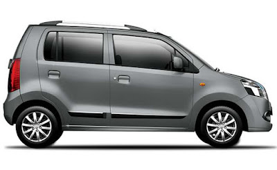 Maruti Suzuki Wagon R Grey colour