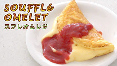 Souffl omelet food wars shokugeki no soma inspired recipe very light and tasty addictive omelette indeed forumfinder Choice Image