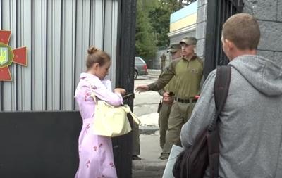У Харкові призовник відмовився від присяги і оголосив голодування