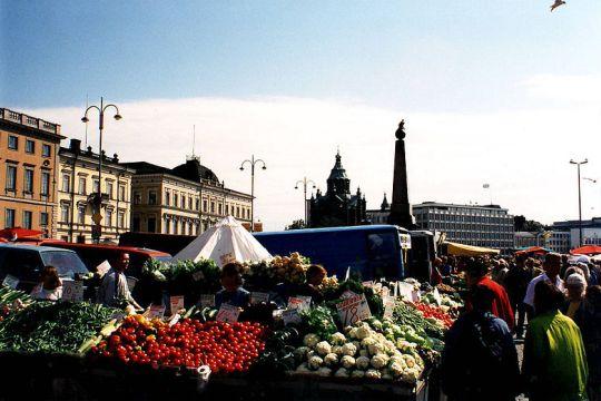 Market Square, Helsinki