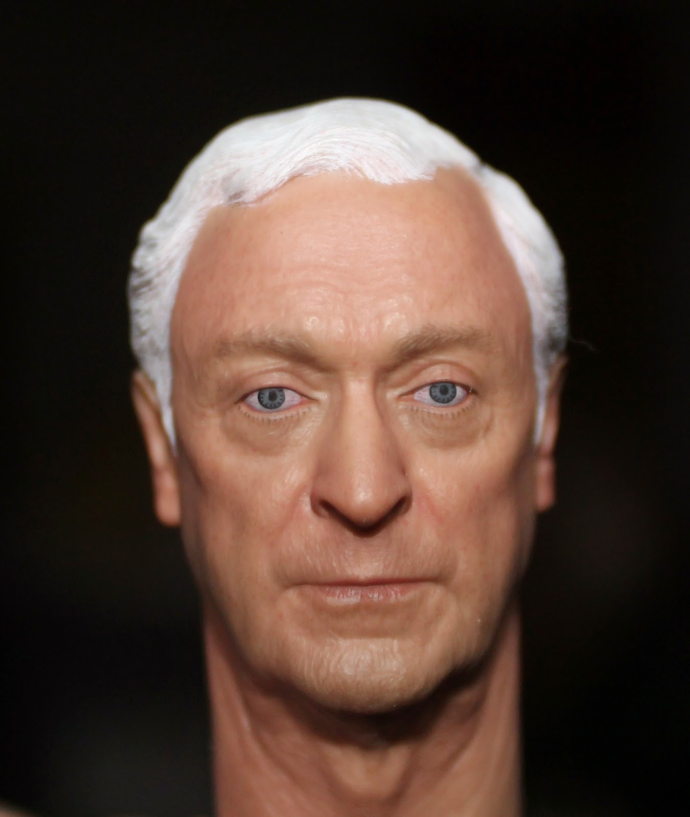 PLANET OF THE DOLLS: A Body For Hot Toys 'Michael Caine