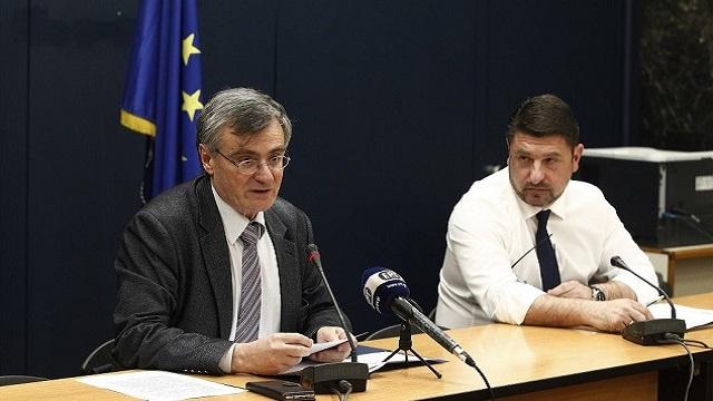 ΕΟΔΥ: Δεν έχουμε πορεία Ιταλίας -Τηρούμε τα μέτρα - Μένουμε σε επαγρύπνηση