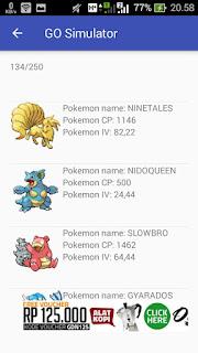 BOT Pokemon GO Versi 1.9 Apk Update Terbaru (Go Simulator)
