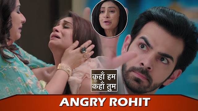 Future Story : Rohit proves love protects Sonakshi from a deadly attack in Kahan Hum Kaha Tum