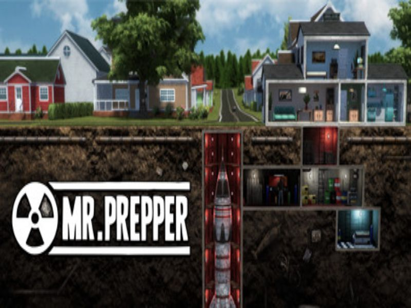 Download Mr. Prepper Game PC Free