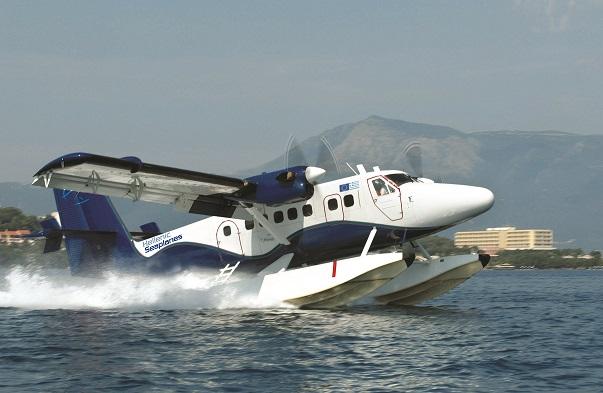 Τα υδατοδρόμια στην Πελοπόννησο προχωρούν αναφέρει η Hellenic Seaplanes - Καμία αναφορά για Ναύπλιο και Ν.Κίο