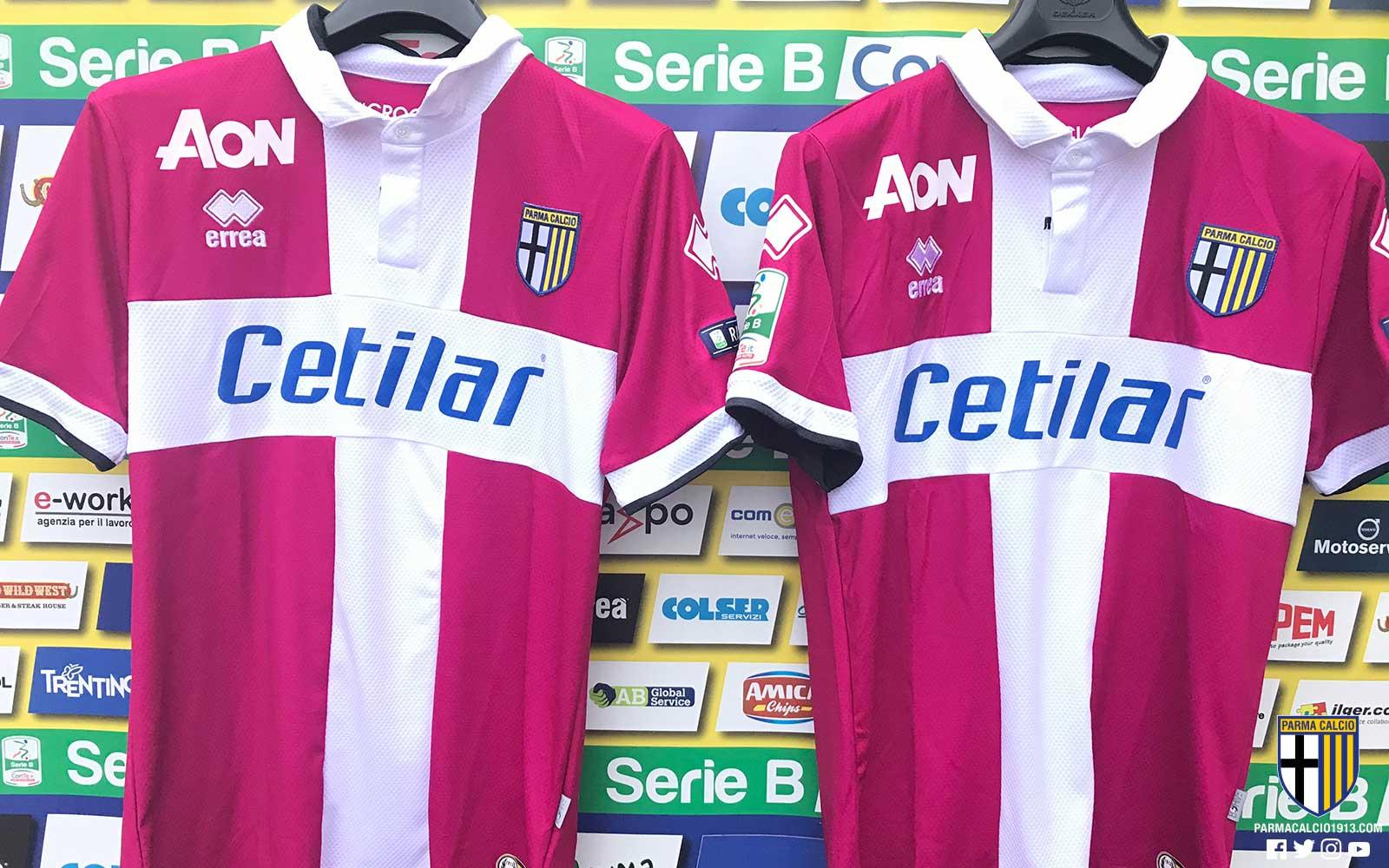 bbed5477573c9 Parma lança a camisa especial em apoio as mulheres - Show de Camisas
