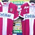 Parma lança a camisa especial em apoio as mulheres